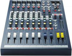 Consola análoga SOUNDCRAFT Consola de Sonido de 6 canales EPM-6CH