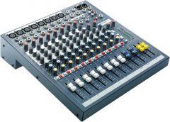 Consola análoga SOUNDCRAFT Consola de Sonido de 8 canales EPM-8CH