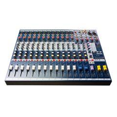 Consola analoga SOUNDCRAFT Consola de Sonido con efectos 12 canales EFX12