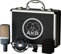 Micrófono AKG Micrófono  condensador profesional C214