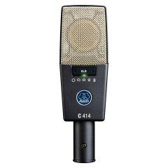 Microfono AKG Micrófono condensador Multipatrón polar C414-XLS