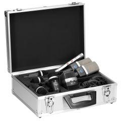 Microfono AKG Set de Micrófono para batería DRUM SET PREMIUM