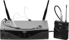 Micrófono AKG Sistema inalámbrico de micrófono de vincha WMS420 HEADWORN U2