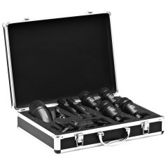 Microfono AKG Set de Micrófono para batería DRUM SET SESSION I