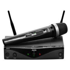 Micrófono AKG Sistema Inalámbrico micrófono vocal multifrecuencia WMS420 VOCAL U1