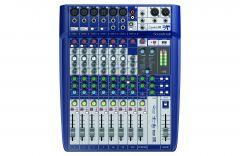 Consola analoga SOUNDCRAFT Consola de Sonido compacta 10 canales SIGNATURE 10