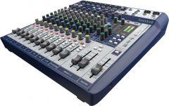 Consola análoga SOUNDCRAFT Consola de Sonido analógica 12 canales SIGNATURE 12