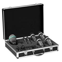 Microfono AKG Set de Micrófono para batería DRUM SET CONCERT I
