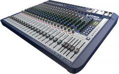 Consola análoga SOUNDCRAFT Consola de Sonido analógica 22 canales SIGNATURE 22