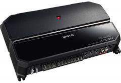 Amplificadores para autos KENWOOD Amplificador de potencia 4 canales 70w x 4 RMS KAC-PS704EX