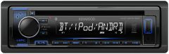 Radios para autos KENWOOD Receptor de CD con bluetooth KDC-MP372BT