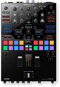 Consola de sonido PIONEER Mezcladora de dos canales para DJ DJM-S9