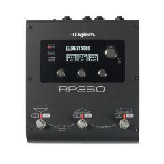 Pedal de efectos DIGITECH Procesador de piso multiefectos para guitarra RP360V-01