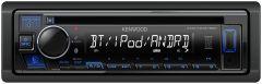 Radios para autos KENWOOD receptor de CD con Bluetooth KDC-MP375BT