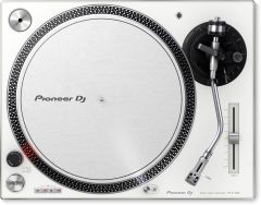 Tornamesas  DJ PIONEER Tornamesa de tracción directa PLX-500-W