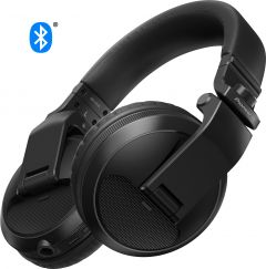 Audifonos PIONEER Audífono con Bluetooth para dj (hibrido) HDJ-X5BT-K