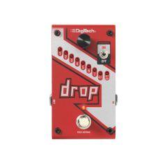 Pedal de efectos DIGITECH Pedal de sintonización polifónica DROP-V-01