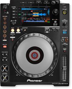 Reproductores Dj PIONEER Reproductor de medios digitales CDJ-900NXS