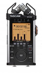Grabación de audio TASCAM Grabador de audio Estéreo de mano/Wi-Fi Portátil DR-44WL