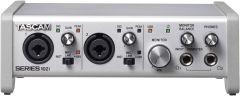 Interfaz de audio TASCAM Interfase para proceso de audio digital SERIES 102i