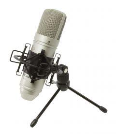 Micrófono TASCAM Micrófono de Estudio de condensador TM-80