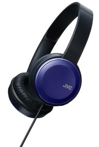 Audífonos JVC Audífonos ON EAR AZUL HA-S190M-A