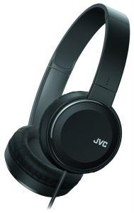 Audífonos JVC Audífonos ON EAR Negro HA-S190M-B