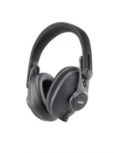Audifonos de estudio AKG plegables con Bluetooth K371BT