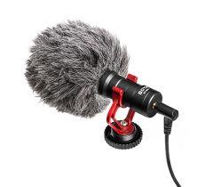 Micrófono BOYA Micrófono Cardioide BY-MM1
