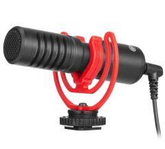 Micrófono BOYA Micrófono Super Cardioide de Shotgun BY-MM1+