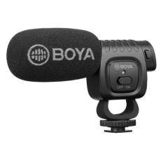 Micrófono BOYA Micrófono Compacto de Shotgun BY-BM3011