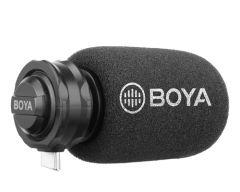Micrófono Digital Stereo Tipo C BOYA BY-DM100