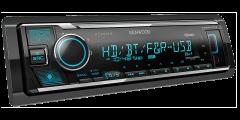 Receptor de medios digitales KENWOOD KMM-X704