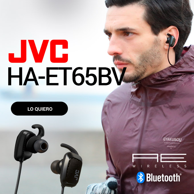JVC Audífonos